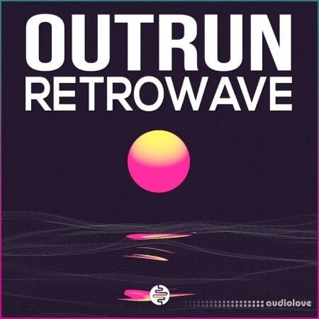 OSTAudio OutRun RetroWave WAV MiDi Synth Presets