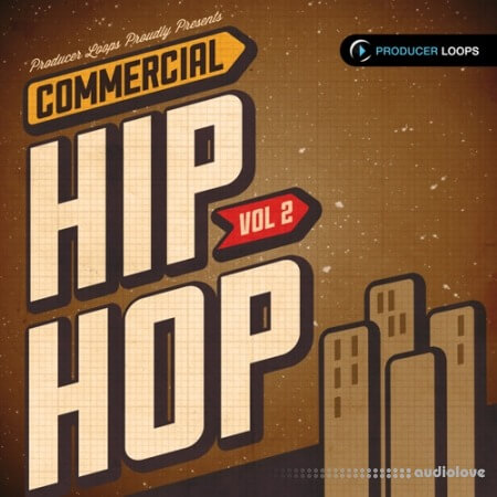 Producer Loops Commercial Hip Hop Vol.2 WAV REX