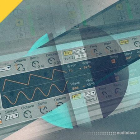 Producertech Analog Bass Patch Sound Design TUTORiAL