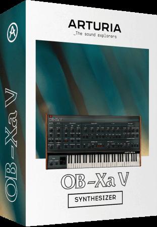 Arturia OB-Xa V v1.0.0 MacOSX