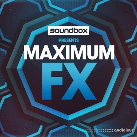 Soundbox Maximum FX WAV