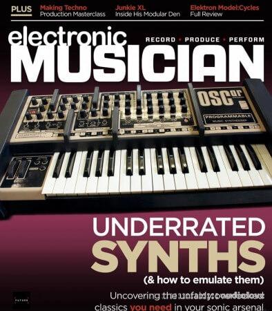 Electronic Musician July 2020