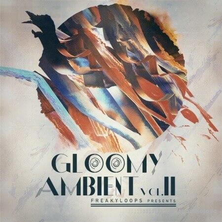 Freaky Loops Gloomy Ambient Vol.2 WAV