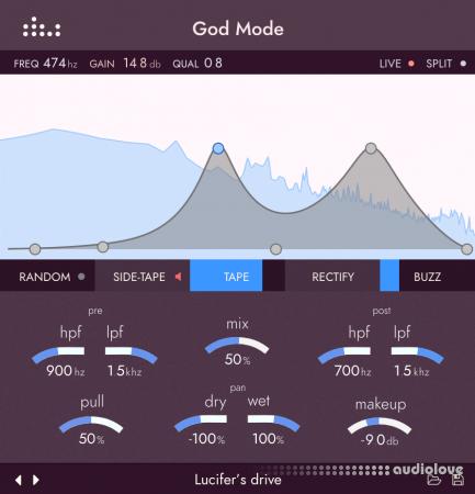 Denise God Mode v1.0.1 WiN MacOSX