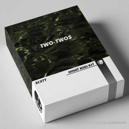 SCXTT Two-Two's (HIHAT MIDI KIT) MiDi