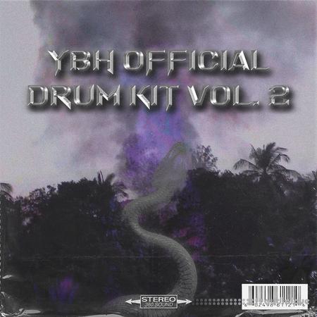 YBH Beats YBH Official Drum kit Vol.2 WAV Synth Presets