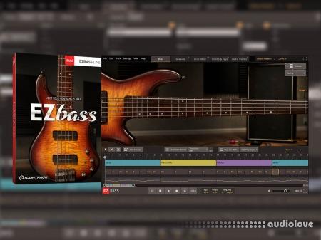 Toontrack EZbass v1.0.0 MacOSX