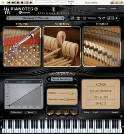 Modartt Pianoteq Pro Portable