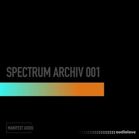 Manifest Audio Spectrum Archiv 001 WAV