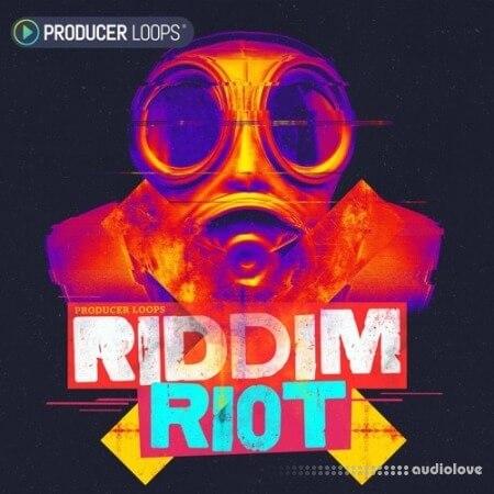Producer Loops Riddim Riot WAV MiDi REX