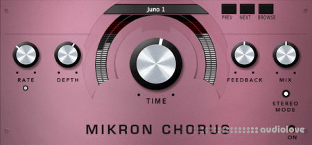 112dB Mikron Chorus v1.0.0 WiN