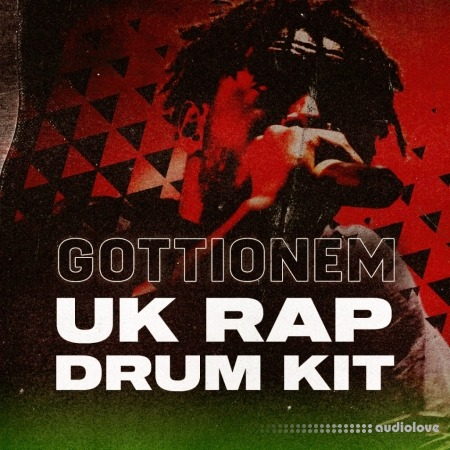 Gottionem UK Rap Drum Kit WAV