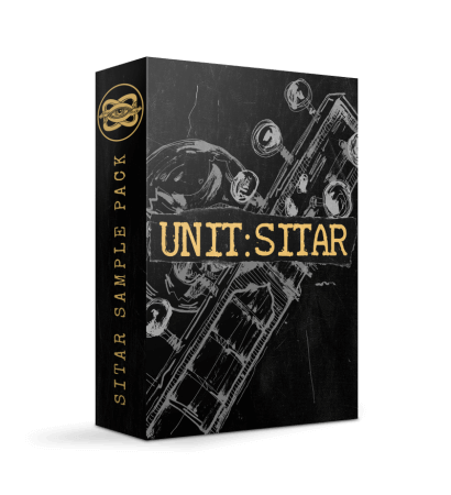 Loop Cunt UNIT: Sitar Sample Pack WAV