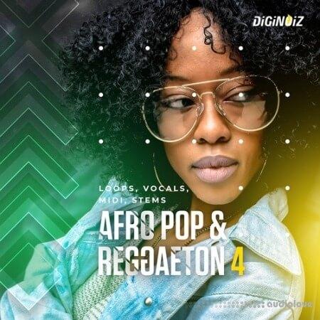 Diginoiz Afro Pop and Reggaeton 4 MULTiFORMAT