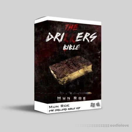 Mun Roe Drillers Bible (Drum Kit) WAV MiDi