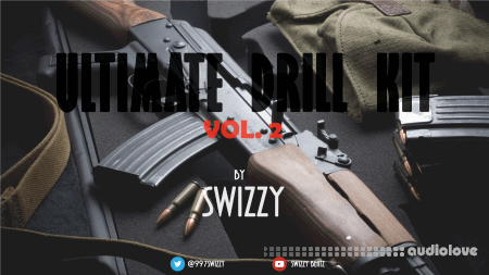 Swizzy Beatz Ultimate Drill Kit Vol.2 WAV MiDi