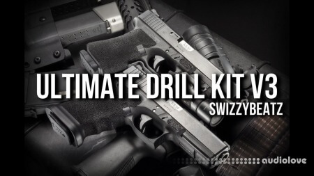 Swizzy Beatz Ultimate Drill Kit Vol.3 WAV MiDi DAW Templates