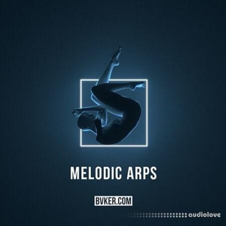 BVKER Melodic Arps WAV MiDi
