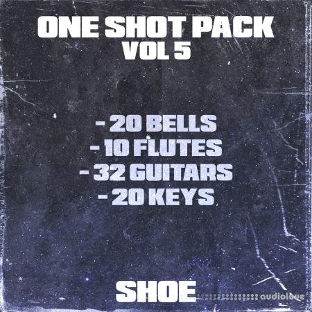 Shoe One Shot Pack Vol.5 WAV