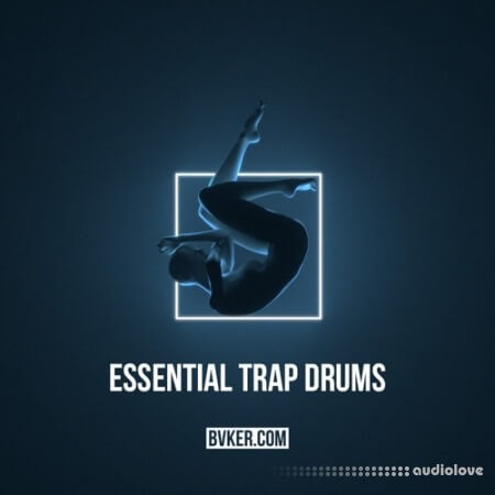 BVKER Essential Trap Drums WAV Ableton Live