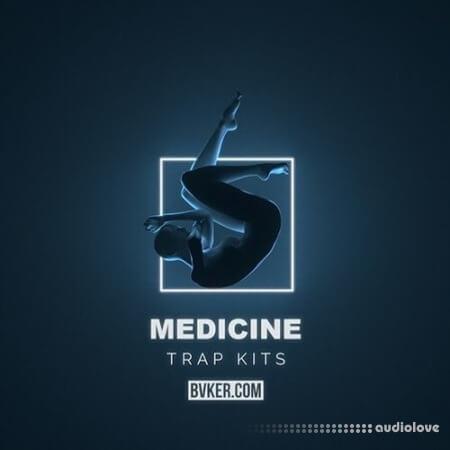 BVKER Medicine Trap Kits WAV MiDi