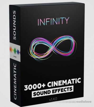 VideoPro Infinity 3000+ Cinematic Sound Effect WAV
