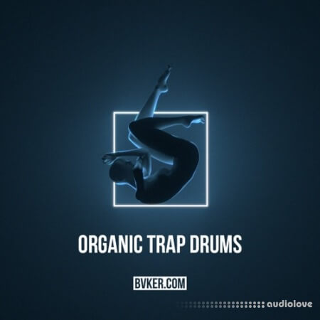 BVKER Organic Trap Drums WAV