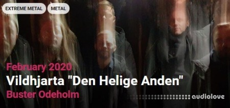 Nail The Mix Vildhjarta Den Helige Anden Buster Odeholm TUTORiAL