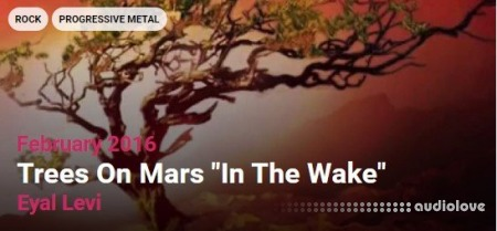 Nail The Mix Trees On Mars In The Wake Eyal Levi TUTORiAL