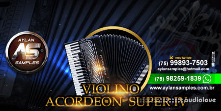 Aylan Samples Acordeon Scandalli Super KONTAKT