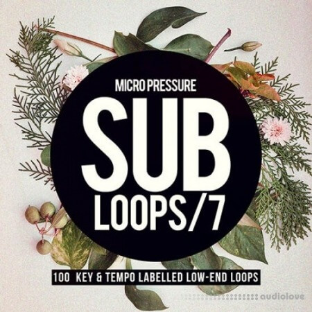 HY2ROGEN Sub Loops 7 WAV