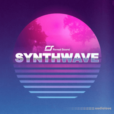 Reveal Sound Spire Synthwave Pack Vol.1 FULL PACK WAV MiDi Synth Presets