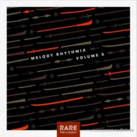 Splice Sounds Melody Rhythmix Vol.5 WAV