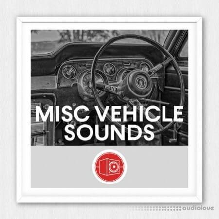 Big Room Sound Misc Vehicle Sounds