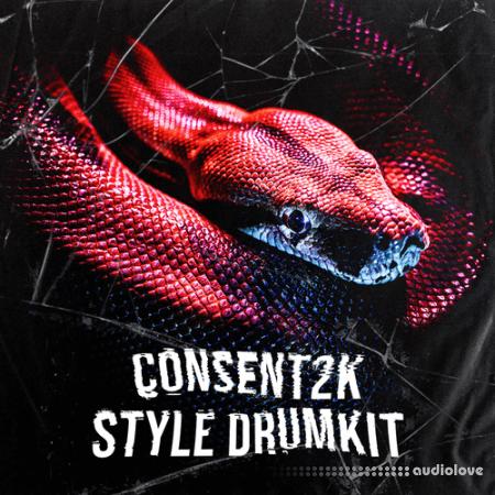Consent2k Style (Drumkit) WAV DAW Presets