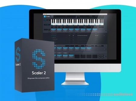 Plugin Boutique Scaler 2 v2.1.0 / v2.0.9 WiN MacOSX