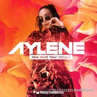 Production Master Aylene New Wave Trap Vocals