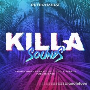 Retrohandz Killa Sounds Gold Edition