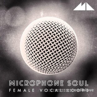 ModeAudio Microphone Soul (Female Vocal Loops)