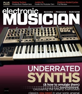 Electronic Musician July 2020
