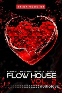 8Dio 8DM Flow House Vol.2