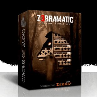 Origins of Audio Z3bramatic for Zebra 2