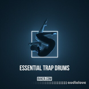 BVKER Essential Trap Drums