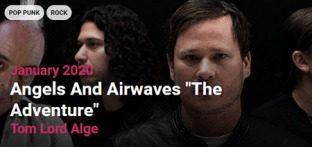 Nail The Mix Angels And Airwaves The Adventure Tom Lord Alge