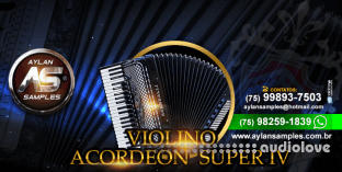 Aylan Samples Acordeon Scandalli Super