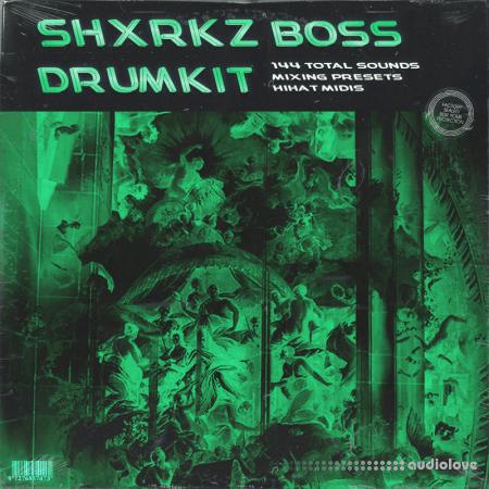 Shxrkz boss drumkit