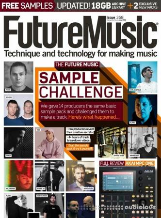 Future Music July 2020