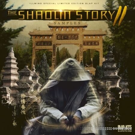 !LLMIND Shaolin Story Samples Vol.2 WAV