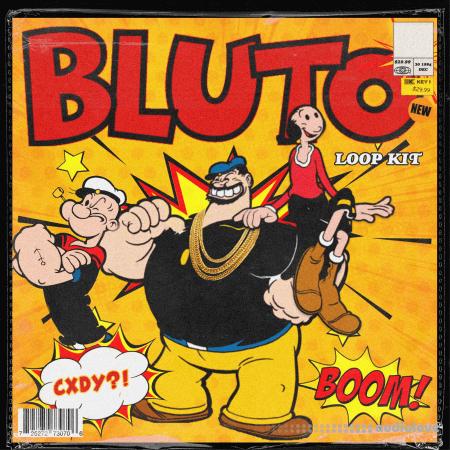 Cxdy Bluto (Loop Kit)
