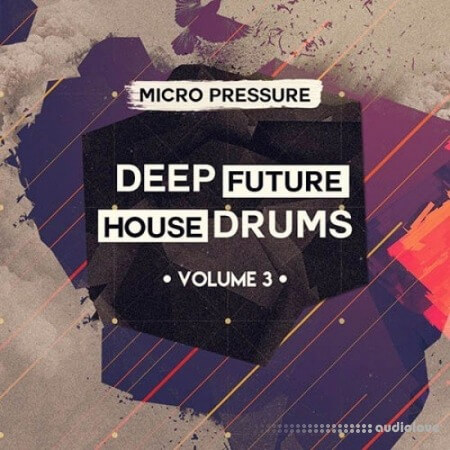 HY2ROGEN Deep Future House Drums 3 MULTiFORMAT